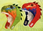 T-rex Dinosaur Soft Plush Hat