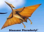 Pterodactyl Dinosaur Kite Jurassic World Flying Reptile, 3D
