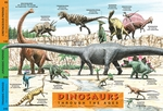 Dinosaurs Educational Placemat