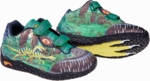 Dinosaur Shoes, Dinosoles Shoes, Velociraptor Sneakers