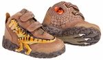Dinosaur Shoes, T-rex Shoes, Prehistoric Shoes