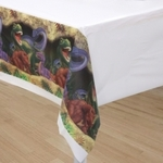 "Dinosaur Table Cloth Birthday Party Decoration, 108"" x 54"""