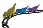 Dinosaur Express Train Set