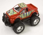 Racing T-rex Dinosaur Jungle Truck Toy