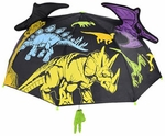 "Dinosaur Umbrella, 30"", 4 pcs"