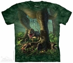 Dinosaur WEE T-rex Graphic T-shirt, 3 pcs