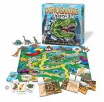 Dinosaurs Extinct Dino Board Game