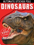 Dinosaurs Ultimate Sticker Book with 1000 Stickers