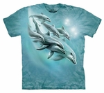 Dolphin Dive Youth T-shirt
