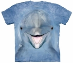 Dolphin Face  Youth & Adult T-shirt