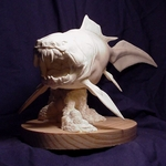 Dunkleosteus terrelli Model Scale Replica
