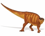 Edmontosaurus Safari Dinosaur Scale Model 5.5 inch