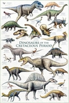 Carnivorous Dinosaurs From Cretaceous Period