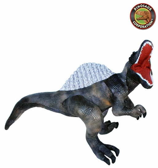 Large Spinosaurus Soft Touch Dinosaur Plush Toy