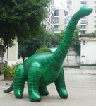 Giant Inflatable Brachiosaurus Blow Up Dinosaur Toy, 144 inch