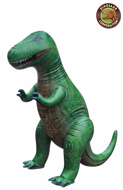 Giant Dinosaur Toy : Jet creation giant inflatable jurassic dinosaur t rex blow