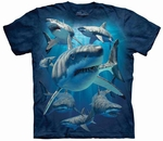 Great Whites Youth & Adult T-shirt