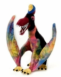 Pterodactyl Soft Plush Dinosaur Toy, 13""