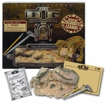 Iguanodon Fossil Skeleton Excavation Dig Kit