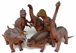 "Jurassic World Large Dinosaurs Toys, 12"" - 14"", 6 pcs"