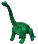 Realistic Inflatable Brachiosaurus Dinosaur Toy, 48 inch
