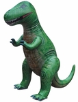Giant Inflatable Jurassic Dinosaur T-rex Blow Up Animal Toy, 118""