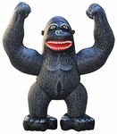 Giant Inflatable Gorilla Animal Blow Up Toy 96""