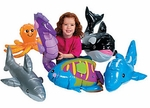 Inflatable Under the Sea Animals, 6 pcs.