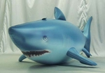 Giant Prehistoric Inflatable Shark 7 Feet