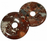 Pi Stone - Leopard Skin Jasper Necklace, 1 pc