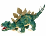 Fiesta Jumbo Stegosaurus Plush Dinosaur Toy with Roaring Sound, 47 inch