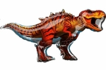 Giant T-rex Birthday Balloon 45 inch