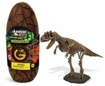 3D Carnotaurus Model Skeleton Puzzle Kit