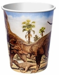 Wholesale Hunting With Dinosaurs Deluxe T-REX Exclusive Dinosaur Cups, 96 pcs