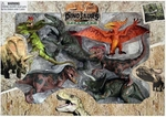 Dinosaur Toys Action Figures Play Set