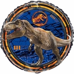 Jurassic World II Foil Balloon 18 inch