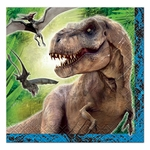 Jurassic World Party Beverage Napkins, 16 pcs