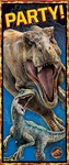 "Jurassic World II Door Poster 60"" x 27"""