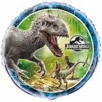 Jurassic World Indominus Birthday Balloon, 18 inch