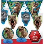 Jurassic World Decoration Kit, 7 pcs