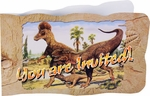 Jurassic World T-REX Dinosaur Invitations, 8 sets