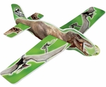 Jurassic World Glider Plane Party Favors, 1pc