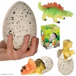 Large Dinosaur Egg Growing Pet Toy, 4.5 inch