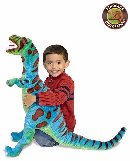 Large Dinosaur T Rex Plush Toy Stuffed Animal 36