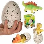 Large Growing Dinosaur Eggs, 4.5 inch, 6 Eggs