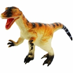 Large Soft Velociraptor Dinosaur Toy Figure 22 inch