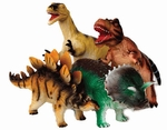 Large Realistic Soft to touch Dinosaurs Toys 19-22 inch