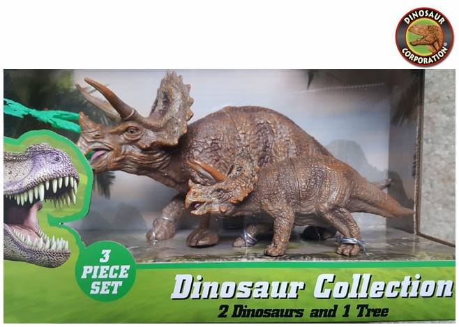 Dinosaurs Toys Collection : Triceratops toys wow