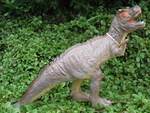 Large T-rex Soft Dinosaur Toy 21""