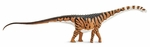 Safari Malawisaurus Scale Model Dinosaur Toy Prehistoric Replica, 14 inch